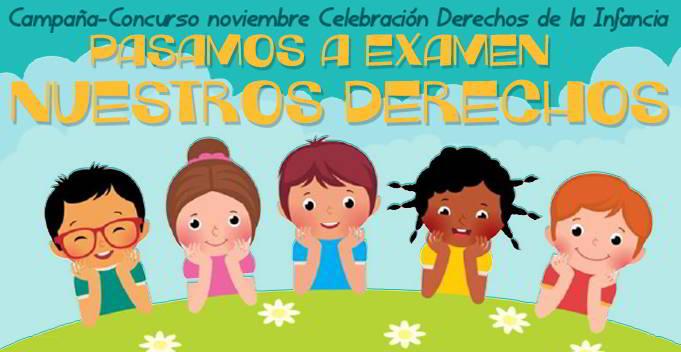 ganadores campaña derechos de la infancia