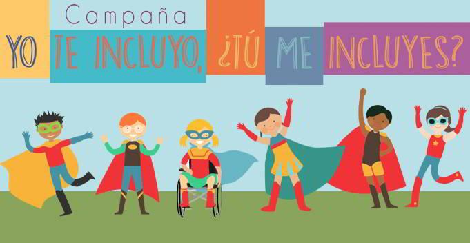 Campaña para la inclusión plena