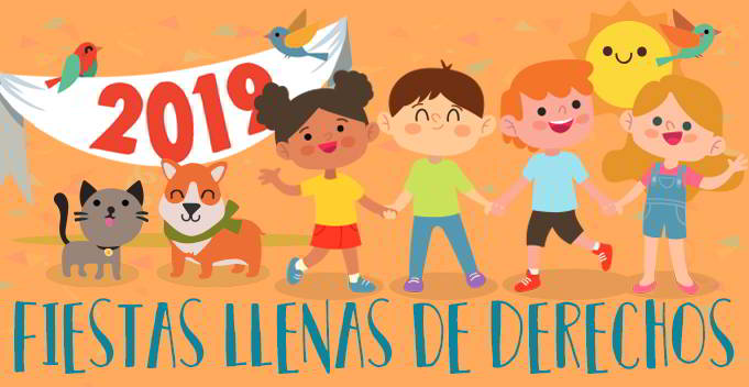 FESTIVIDADES LLENAS DE DERECHOS