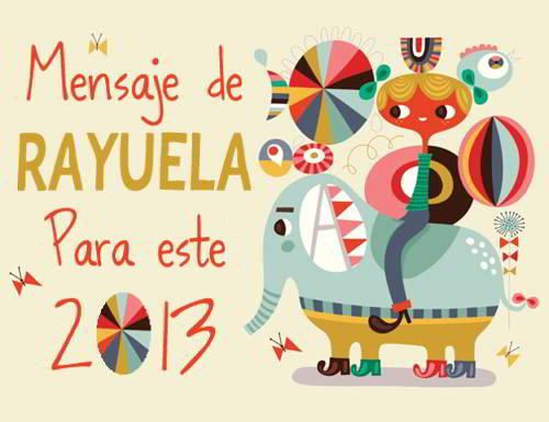 mendaje de Rayuela 2013